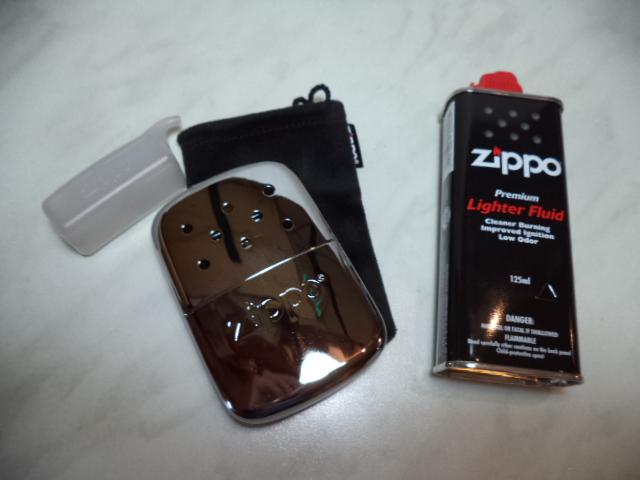 zippo handw rmer hand warmer chrom 40365 dose fl ssigkeit zippo ebay. Black Bedroom Furniture Sets. Home Design Ideas